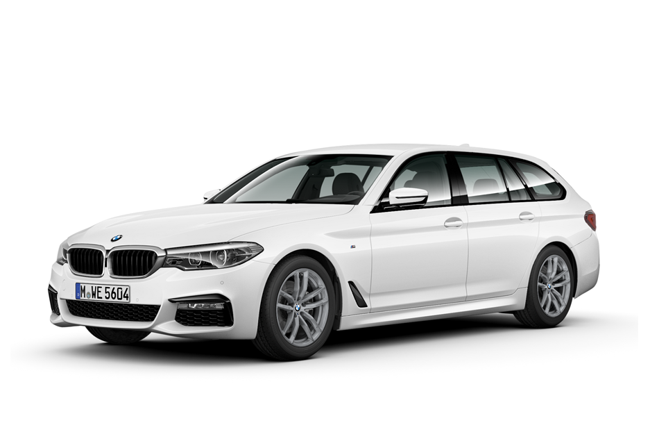 BMW 5 Series Touring (2017) M Sport
