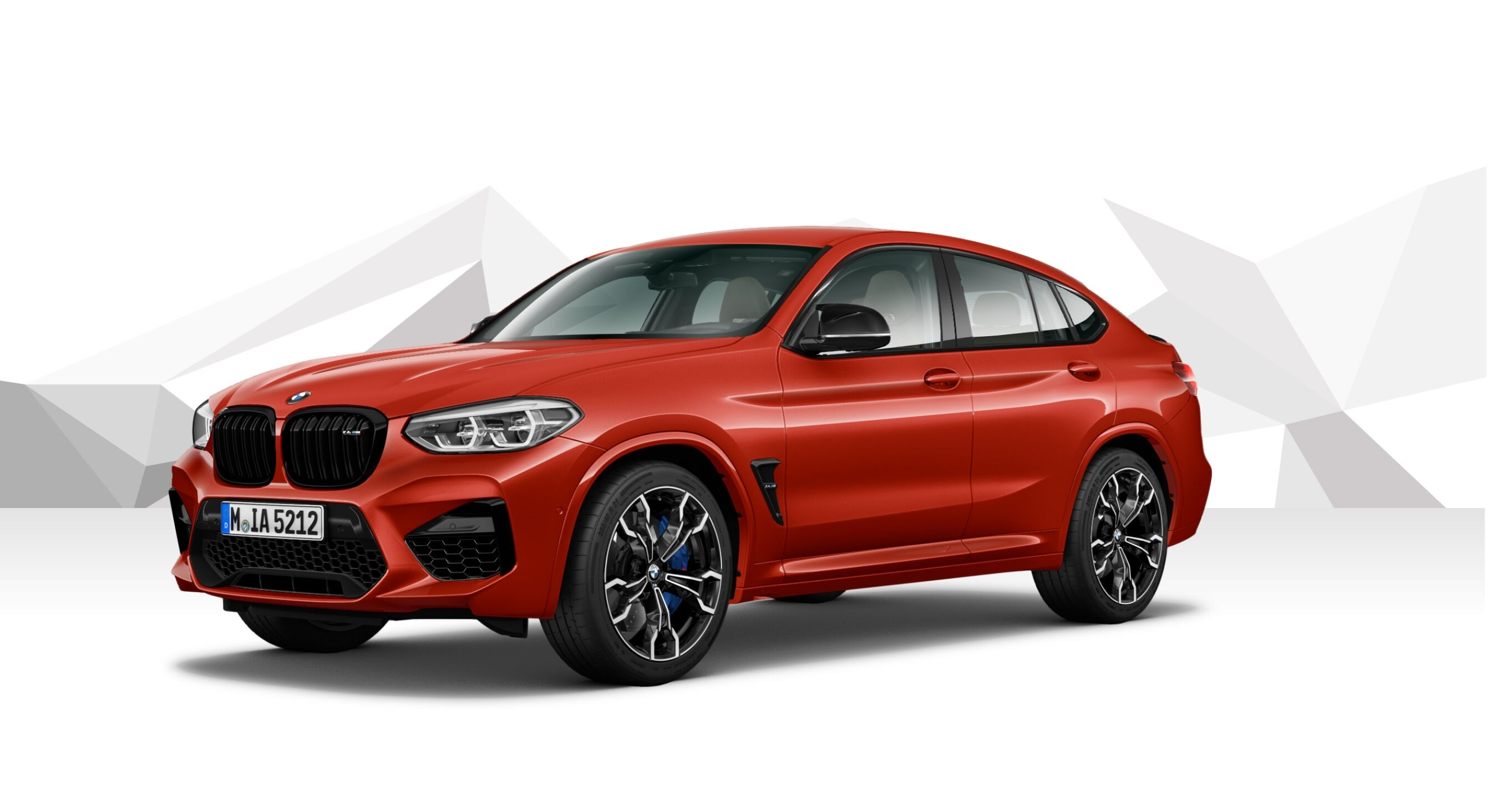 BMW BMW X4M Competition
